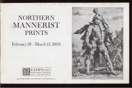 Northern mannerist prints