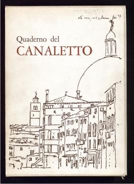 Il Quaderno di disegni del Canaletto alle Gallerie di Venezia