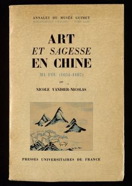 Art et sagesse en Chine